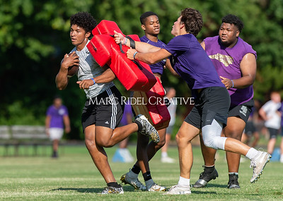 Broughton football summer practice. July 10, 2019. D4S_5953