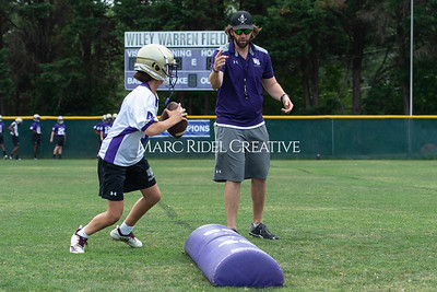 Broughton football practice. May 22, 2019. MRC_8639
