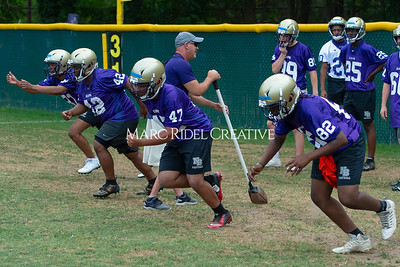 Broughton football practice. May 22, 2019. MRC_8679