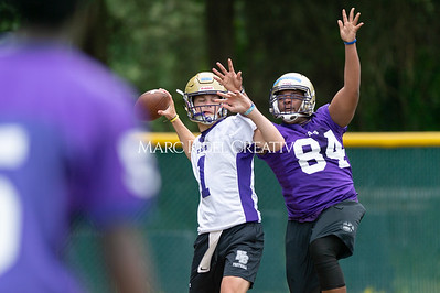 Broughton football practice. May 22, 2019. D4S_8822