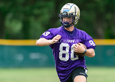 Broughton football practice. May 22, 2019. D4S_8834