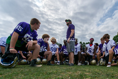 Broughton football practice. May 22, 2019. D4S_8806