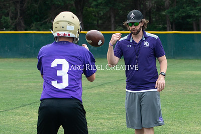 Broughton football practice. May 22, 2019. MRC_8621