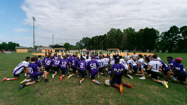 Broughton football practice. May 22, 2019. D4S_8796