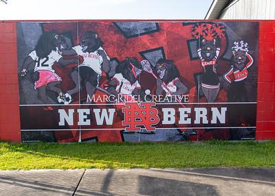 Broughton varsity football at New Bern. August 27, 2021.