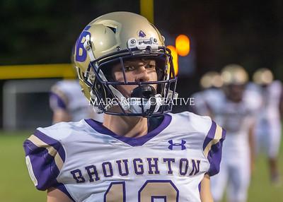 Broughton varsity football at Sanderson. October 8, 2021.