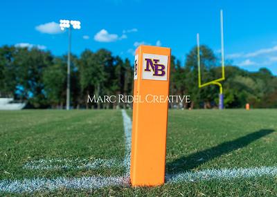Broughton varsity football vs Leesville. October 1, 2021.