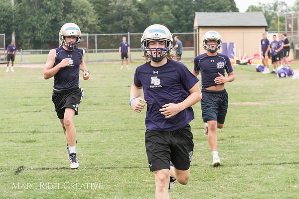 Broughton Football Summer Training  |  Day 3. August 2, 2017.