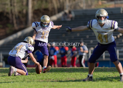 Broughton JV footballl vs Sanderson. March 30, 2021