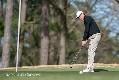 Broughton golf at Carolina Country Club. March 12, 2019. D4S_5966