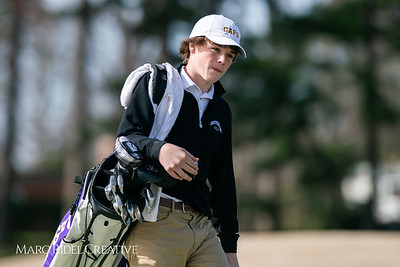 Broughton golf at Carolina Country Club. March 12, 2019. D4S_5998