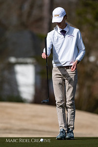 Broughton golf at Carolina Country Club. March 12, 2019. D4S_6112