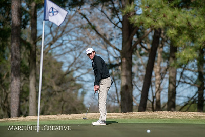 Broughton golf at Carolina Country Club. March 12, 2019. D4S_5941