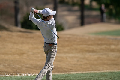 Broughton golf at Carolina Country Club. March 12, 2019. D4S_5956