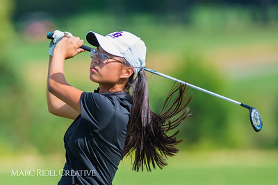 Broughton Golf at Lonnie Poole Golf Course. September 26, 2017.