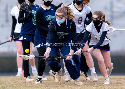 Broughton Lady Caps JV and varsity lacrosse vs Leesville. February 4, 2021
