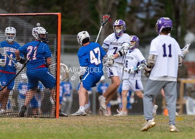 Broughton lacrosse vs Wake Forest. First round 4A NCHSAA playoffs. March 15, 2021