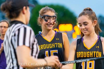 Broughton varsity lacrosse at Millbrook. April 25, 2019. D4S_2119