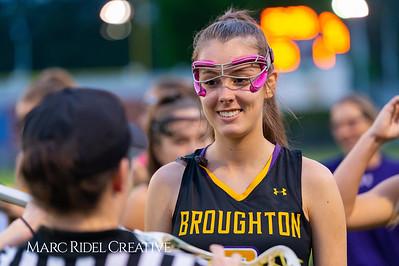 Broughton varsity lacrosse at Millbrook. April 25, 2019. D4S_2099