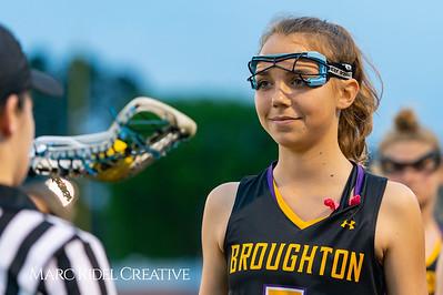 Broughton varsity lacrosse at Millbrook. April 25, 2019. D4S_2111