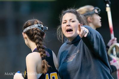 Broughton Lady Caps varsity lacrosse at Sanderson. March 22, 2019. D4S_2666
