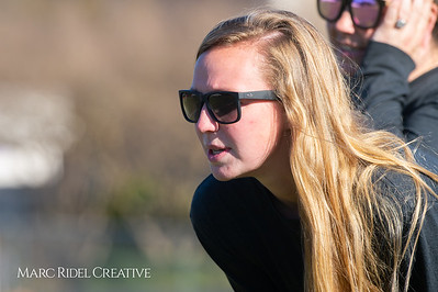 Broughton JV Lady Caps lacrosse vs Cardinal Gibbons. March 19, 2019. D4S_1098
