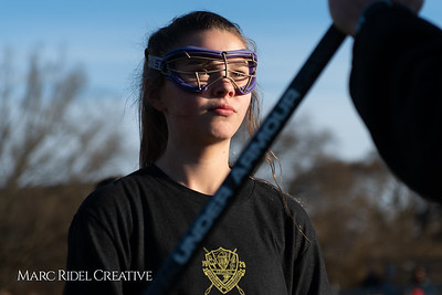 Broughton varsity Lady Caps lacrosse vs Cardinal Gibbons. March 19, 2019. MRC_4574