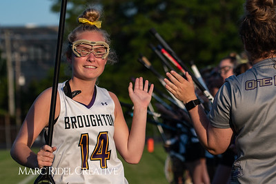 Broughton varsity lacrosse vs Enloe. April 23, 2019. MRC_6605