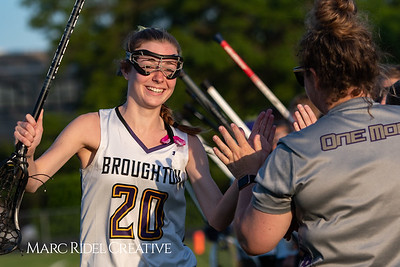 Broughton varsity lacrosse vs Enloe. April 23, 2019. MRC_6632