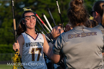Broughton varsity lacrosse vs Enloe. April 23, 2019. MRC_6613