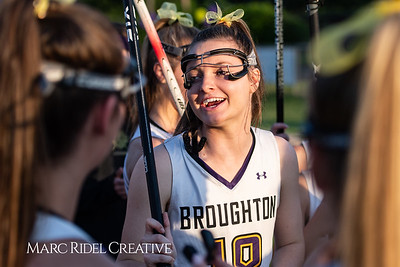 Broughton varsity lacrosse vs Enloe. April 23, 2019. MRC_6679