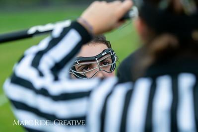 Broughton Lady Caps varsity lacrosse vs Leesville. April 9, 2019. D4S_4095