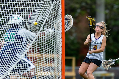Broughton Lady Caps varsity lacrosse vs Leesville. April 9, 2019. D4S_4232