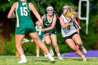 Broughton varsity lacrosse vs Pinecrest. NCHSAA playoffs round 2. May, 3, 2019. D4S_0143