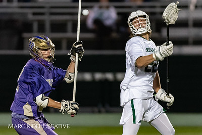 Broughton varsity lacrosse vs. Cardinal Gibbons. April 20, 2018.