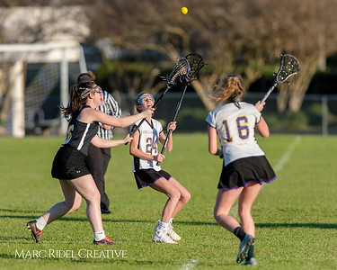 Broughton lacrosse vs Chapel Hill. March 5, 2018