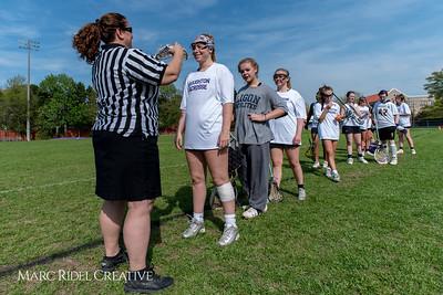 Broughton varsity lacrosse vs. Enloe. April 13, 2018.