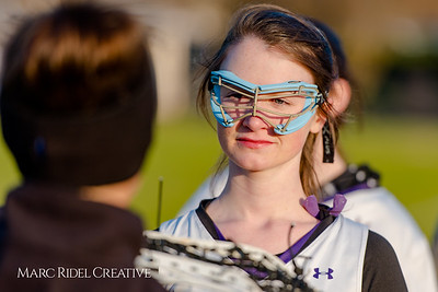 Broughton lacrosse vs. Leesville. March 13, 2018,.