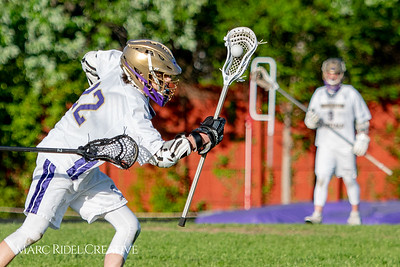 Broughton varsity lacrosse vs. Leesville. April 17, 2018.