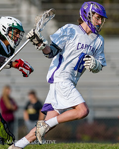 Broughton varsity lacrosse vs. Southeast Raleigh. April 10, 2018