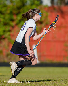 Broughton lacrosse vs. Springfield. March 26, 2018.