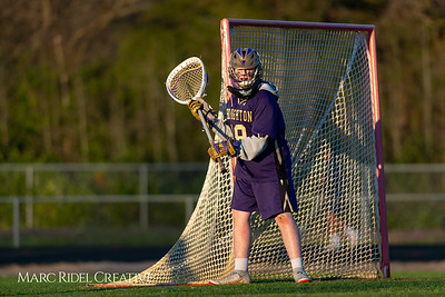 Broughton varsity lacrosse vs Millbrook. March 27, 2019. D4S_5234