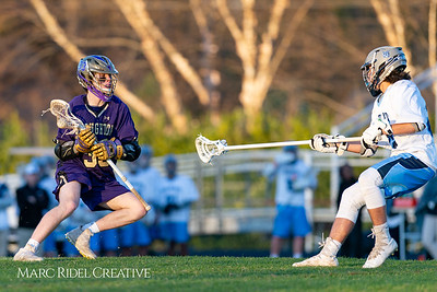 Broughton varsity lacrosse vs Millbrook. March 27, 2019. D4S_5260