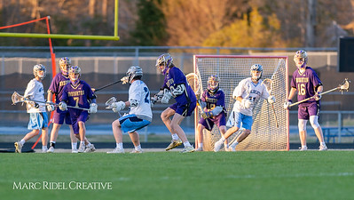 Broughton varsity lacrosse vs Millbrook. March 27, 2019. D4S_5295