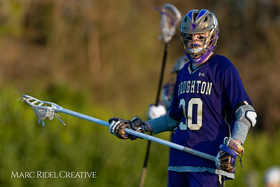 Broughton varsity lacrosse vs Millbrook. March 27, 2019. D4S_5199