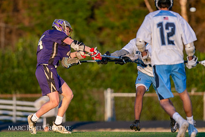 Broughton varsity lacrosse vs Millbrook. March 27, 2019. D4S_5292
