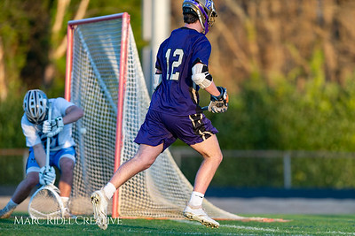 Broughton varsity lacrosse vs Millbrook. March 27, 2019. D4S_5268