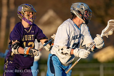 Broughton varsity lacrosse vs Millbrook. March 27, 2019. D4S_5239