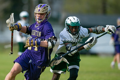 Broughton varsity lacrosse vs Southeast Raleigh. April 4, 2019. D4S_1774