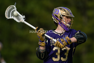 Broughton varsity lacrosse vs Southeast Raleigh. April 4, 2019. D4S_1737
